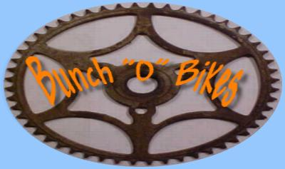 Welcome To Bunch O Bikes